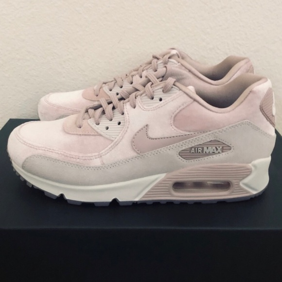 air max velour rose